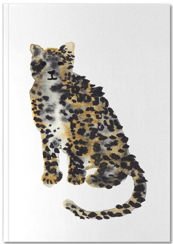 Luipaarden, Kunst voor kinderen, Leopard II Notebook