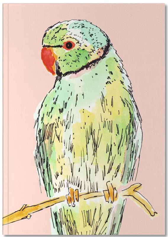 Parrots, Parrot Notebook