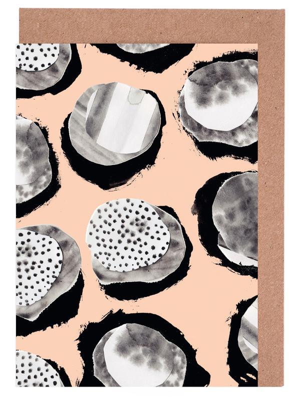 Stones Ink II Greeting Card Set