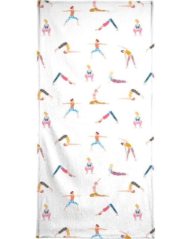 Yoga People -Strandtuch