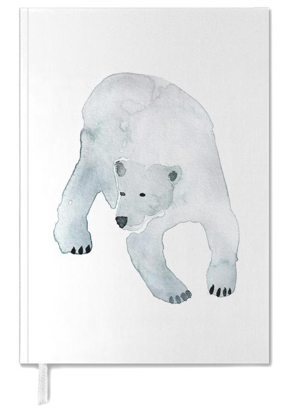 Ours, Art pour enfants, Eisbär agenda