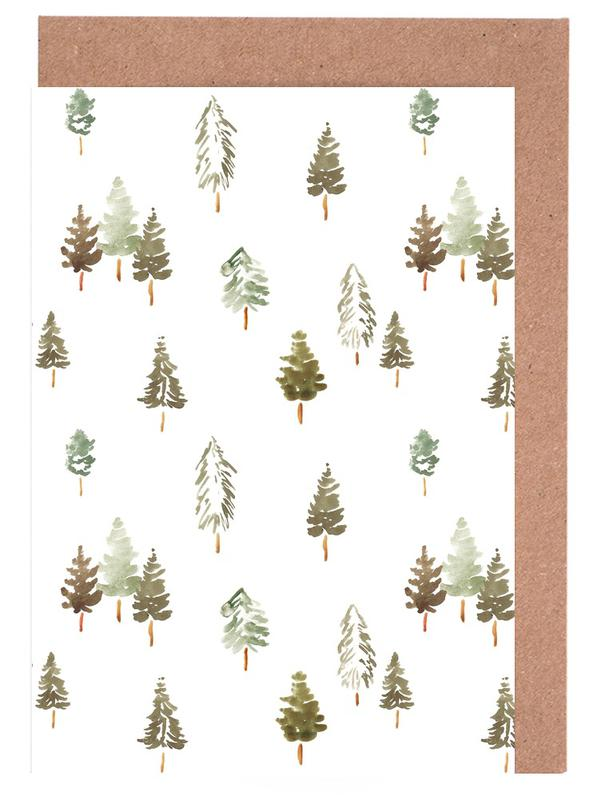 Tannenwald Greeting Card Set