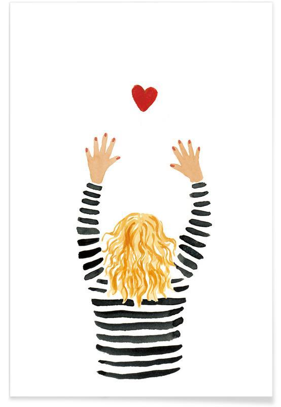 Saint-Valentin, Love Catching affiche