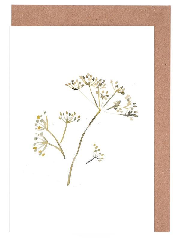 Fennel Greeting Card Set