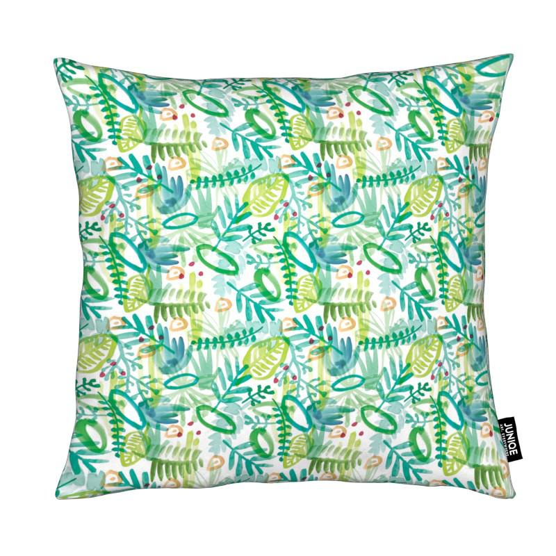 Jungle Pattern coussin