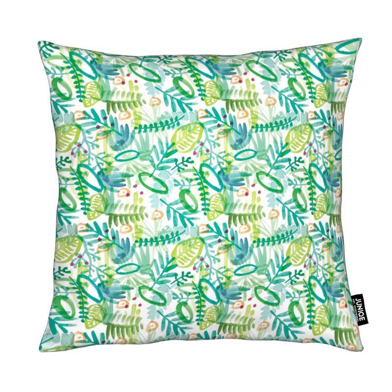 Leaves & Plants, Jungle Pattern