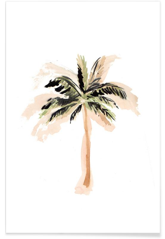 Palms, Palm Tree 3 Poster