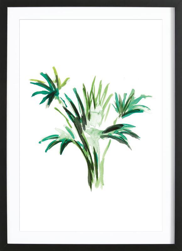 Plant 8 Framed Print