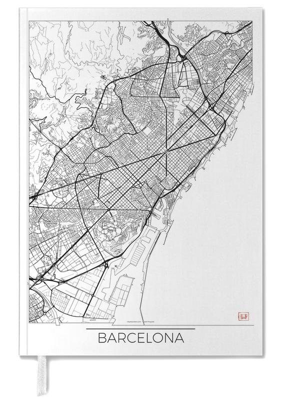 Barcelona Minimal Personal Planner