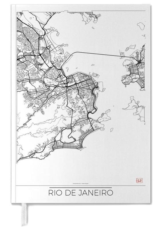 Rio de Janeiro Minimal Personal Planner