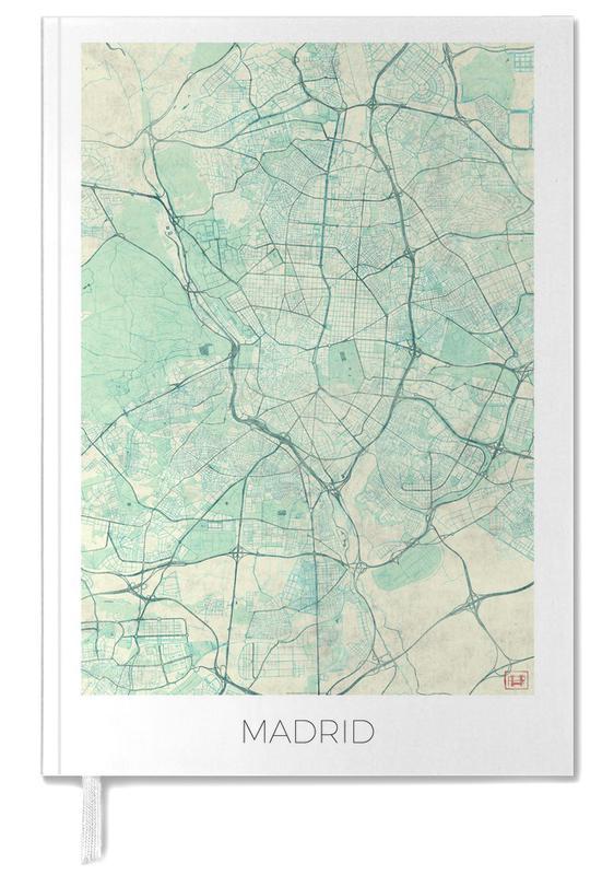 Madrid Vintage Personal Planner