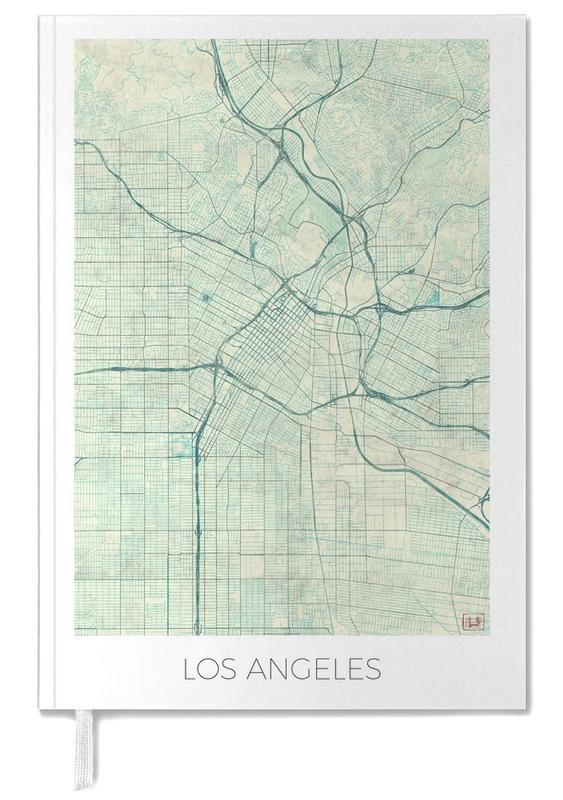 Stadskaarten, Los Angeles, Los Angeles Vintage agenda
