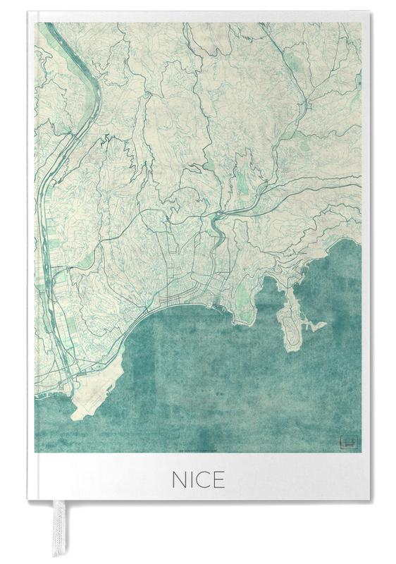 City Maps, Nice Vintage Personal Planner