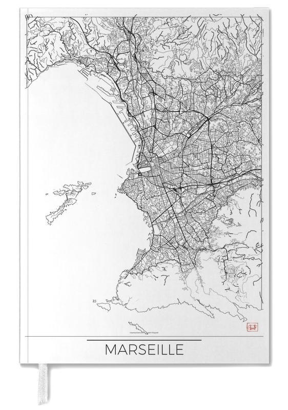 Marseille Minimal Personal Planner