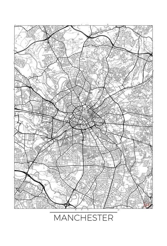 Manchester Minimal -Alubild