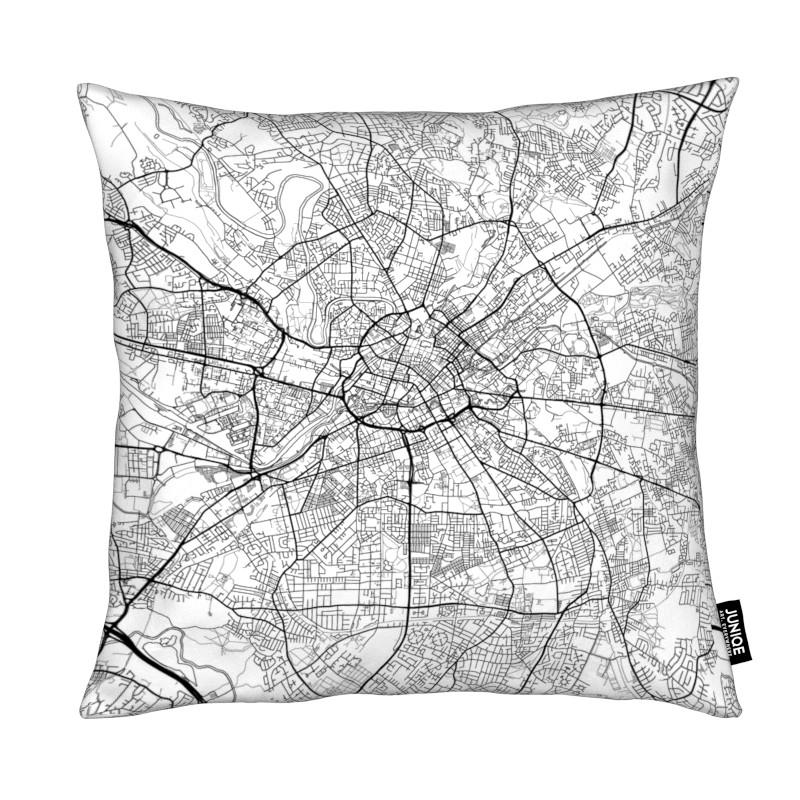 Manchester Minimal coussin