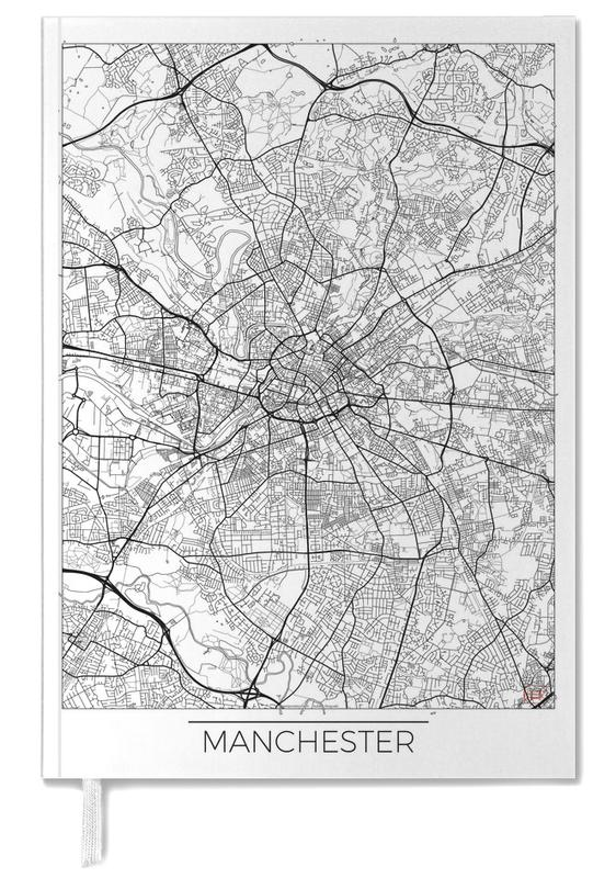 Manchester Minimal Personal Planner