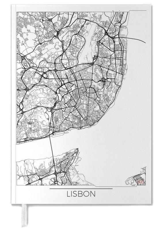 Stadskaarten, Lissabon, Lisbon Minimal agenda