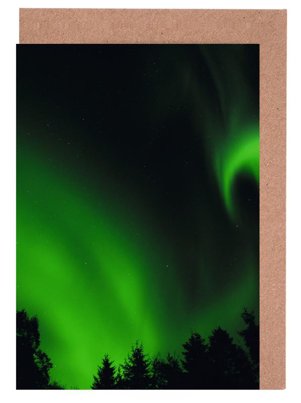 The Northern Lights 05 Greeting Card Set