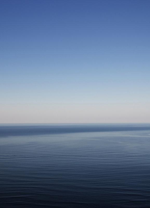 The Open Ocean 1 -Leinwandbild