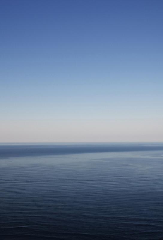 The Open Ocean 1 -Alubild