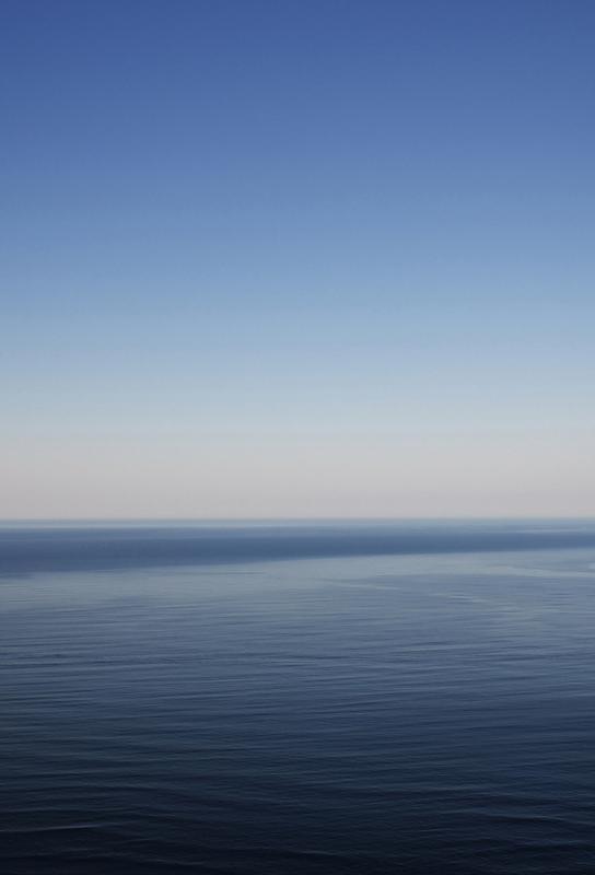 The Open Ocean 1 Impression sur alu-Dibond