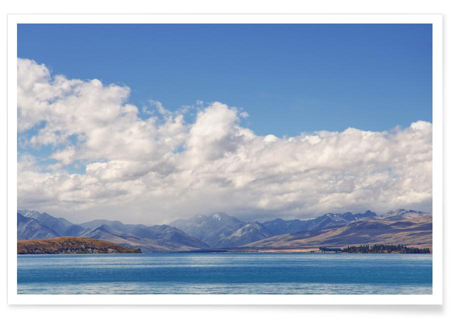 Lake Tekapo -Poster