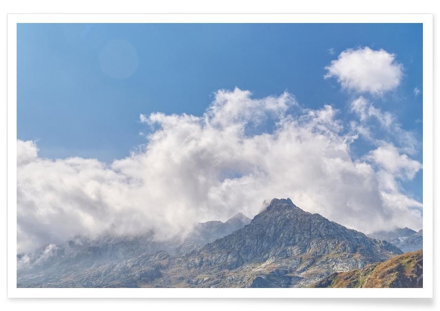 Gotthard Pass -Poster