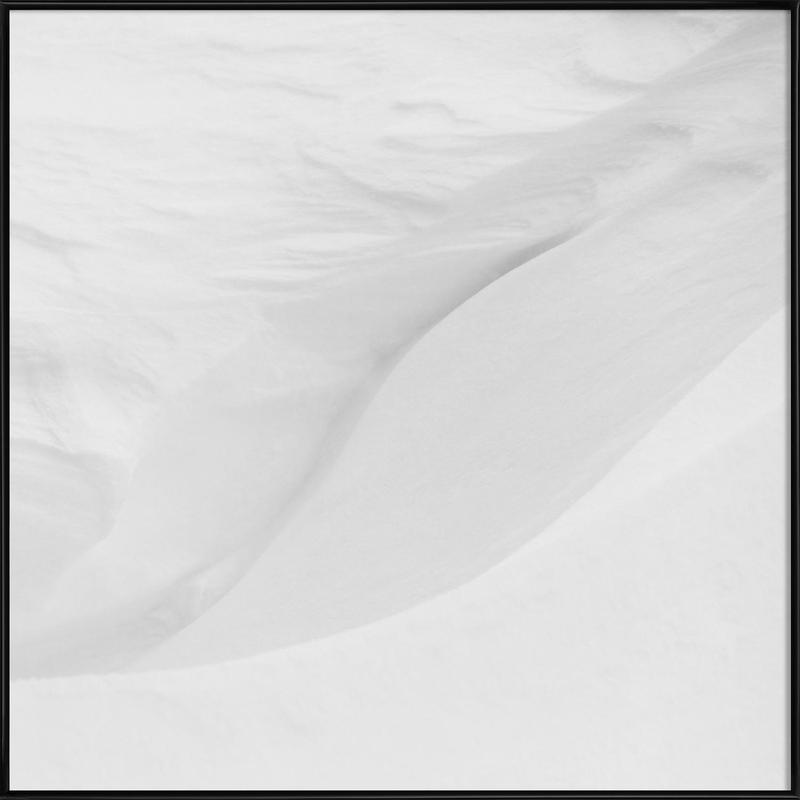 Snowscape 2 Framed Poster