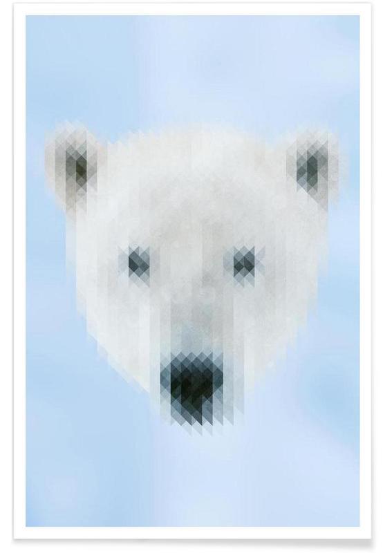 Beren, Polarbear poster