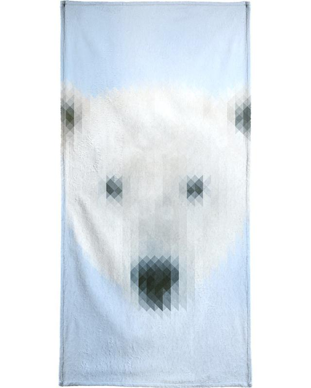 Beren, Polarbear handdoek