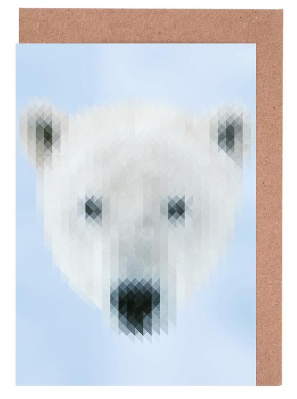 Polarbear Greeting Card Set