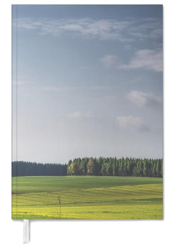 Wälder, Himmel & Wolken, Spring Greens -Terminplaner
