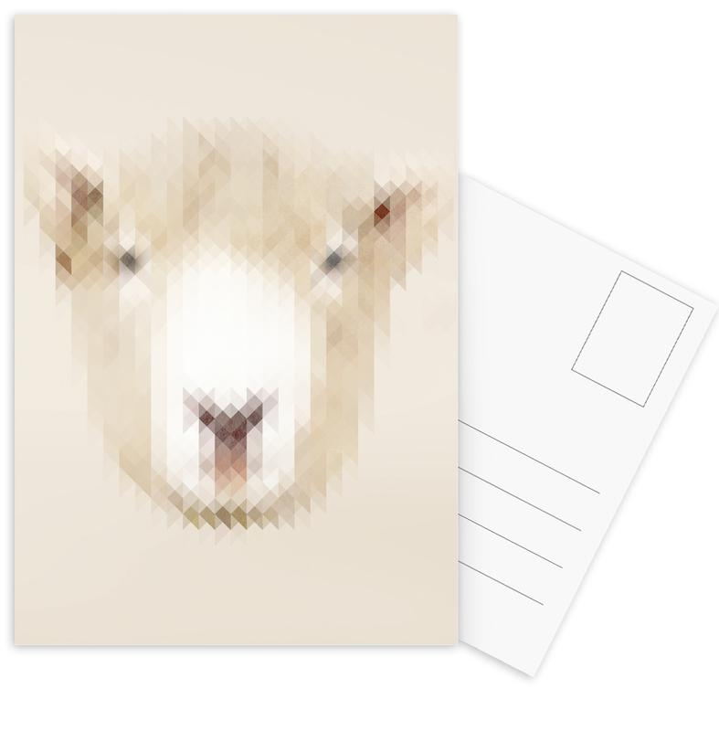 Sheep Postcard Set