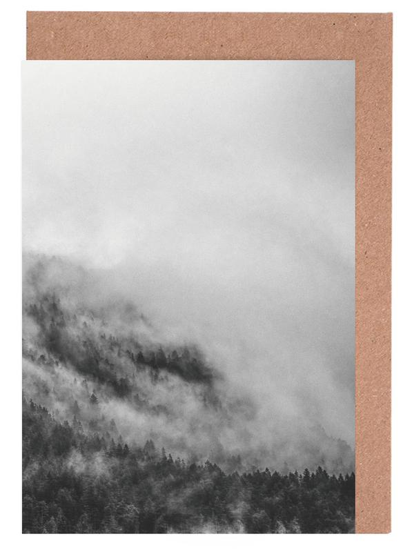 Moody Clouds 1 -Grußkarten-Set