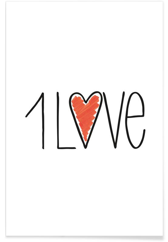1Love -Poster