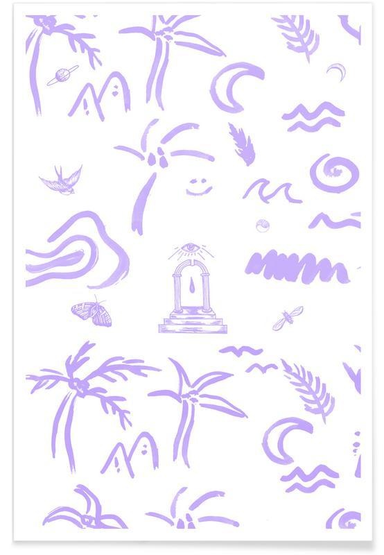 Muster, 4EVA -Poster
