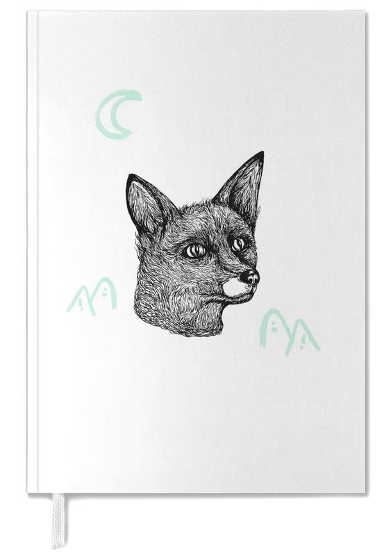 Vossen, Street art, Celestial Fox agenda