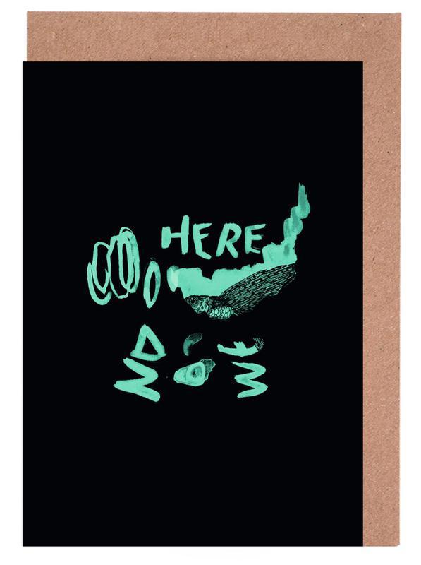 Citations et slogans, Street Art, Nowhere cartes de vœux
