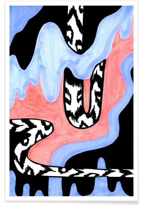 , Spirit Snake -Poster