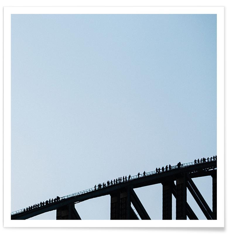 Bruggen, Human Ants poster