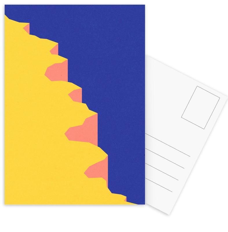 Big Sur V Postcard Set