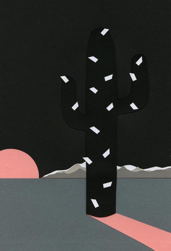 Black Sierra Nevada Acrylic Print
