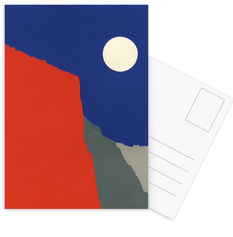El Capitan -Postkartenset