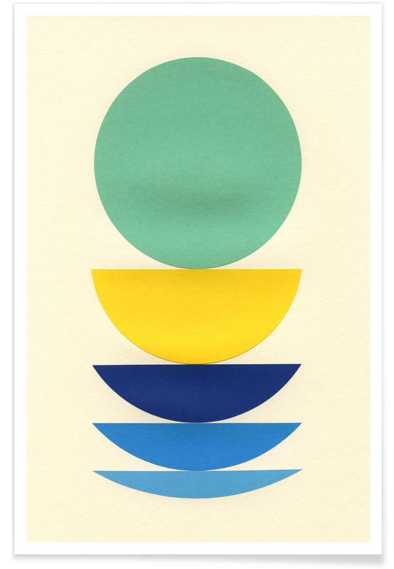 Five Circles -Poster