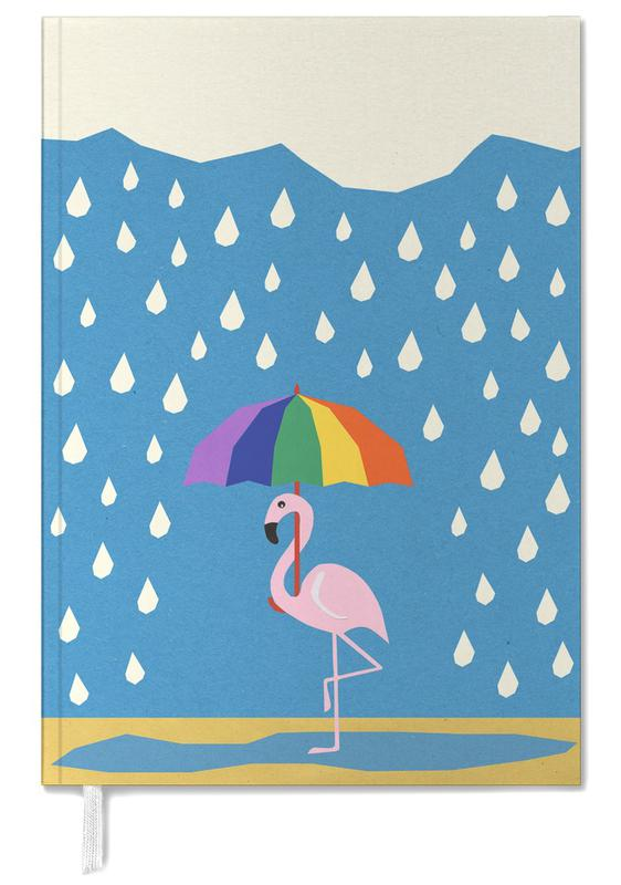 Flamingo de Umbrella Personal Planner