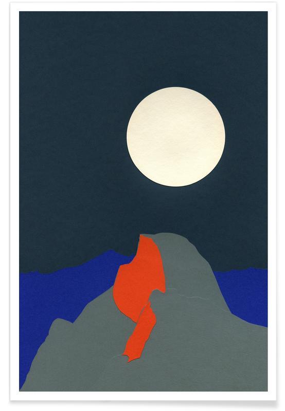 Half Dome -Poster