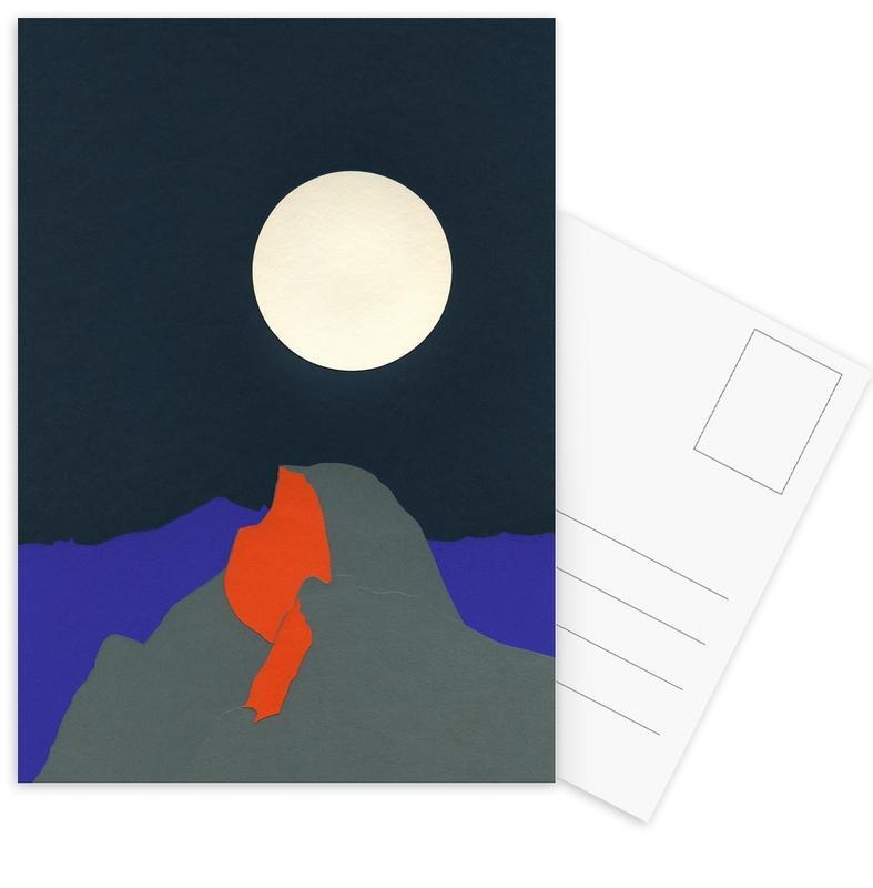 Half Dome -Postkartenset
