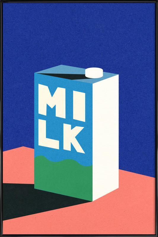 MILK Framed Poster