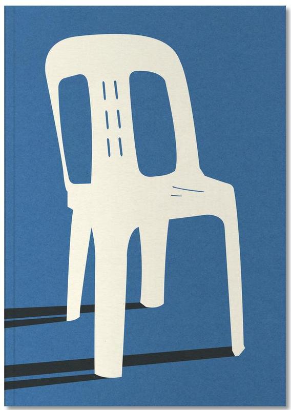 Monobloc Plastic Chair No II Notebook